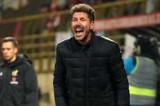 Atletico Madrid Vs Liverpool, Simeone Rasakan Kemenangan Sebelum Masuk Stadion