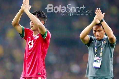 Lawan Malaysia, Pemain Timnas Bermain dengan Rasa Bangga