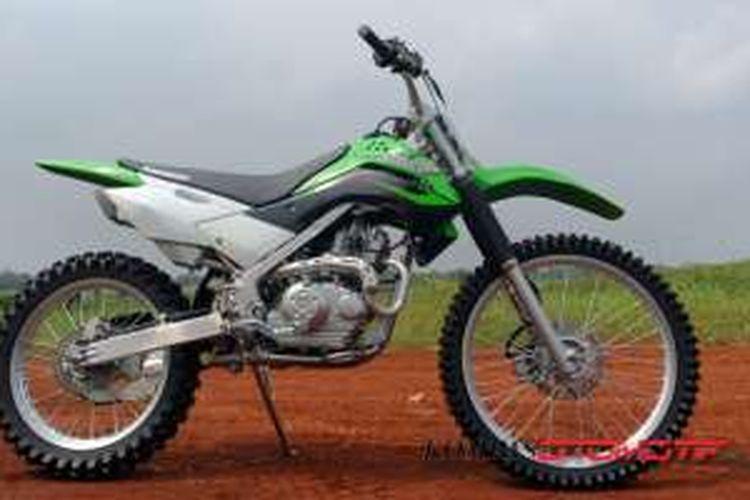 Kawasaki KLX spesifikasi khusus