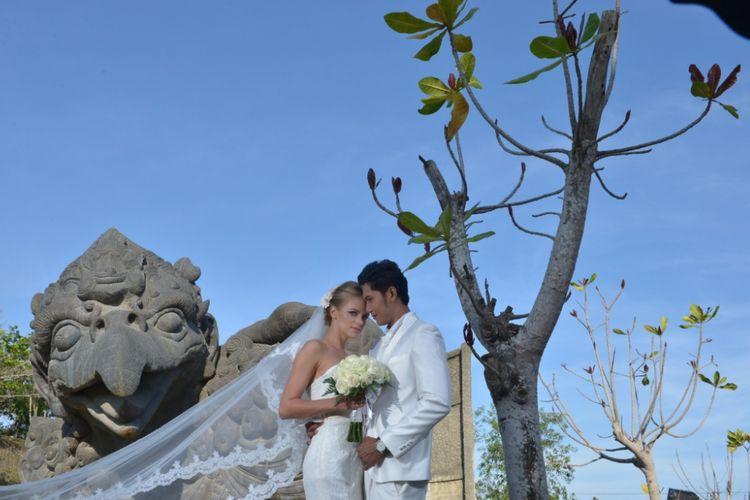 Prewedding di Garuda Wisnu Kencana (GWK) Bali.