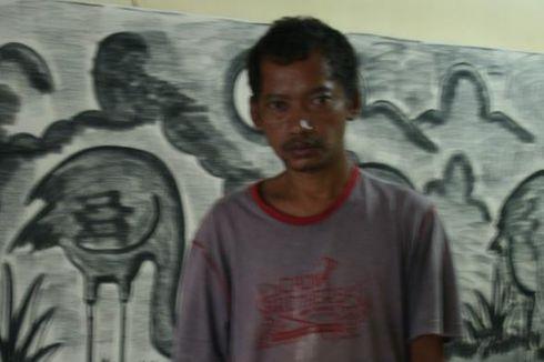 Pameran Lukisan Penyandang Gangguan Mental di BBJ