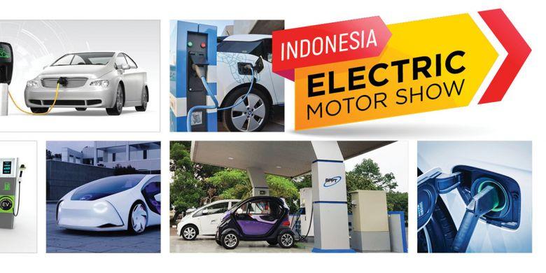Indonesia Electric Motor Show (IEMS) 2019 akan digelar pekan ini.
