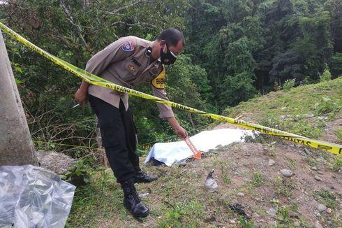 Penemuan Mayat Hangus di Pinggir Jalan Gegerkan Warga