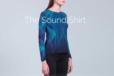Sound Shirt, Baju untuk Mendengarkan Musik bagi Tuna Rungu