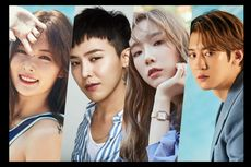 10 Bintang Kpop dengan Tato Penuh Makna, dari Taeyeon SNSD hingga Chanyeol EXO
