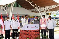 Jokowi Resmikan Terminal Baru di Bandara Mopah Merauke