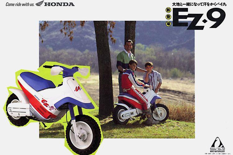 Honda X-ADV diubah menjadi EZ90 oleh Deus Milano