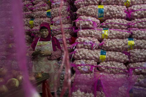 RI Akan Impor Bawang Putih 103.000 Ton dari China