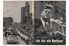Berlin Peringati 50 Tahun Pidato John F Kennedy