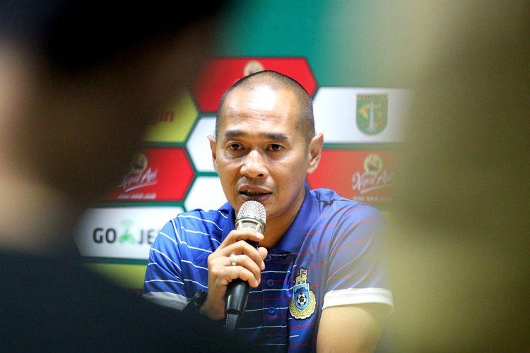 Pelatih Sabah FA, Kurniawan Dwi Yulianto.