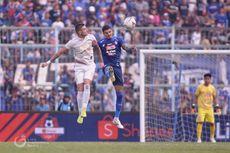 Arema FC Vs PSS Sleman, Penyebab Tim Tamu telan Kekalahan