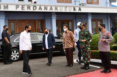 Jokowi: Daerah dengan Kasus Covid-19 Tinggi Harus Segera Tekan Angka Penularan