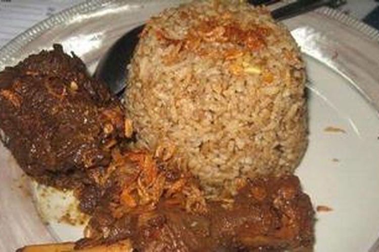 Kambing Oven Kuliner Khas Arab Di Surabaya