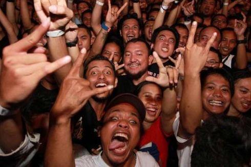 Kalian Keluarga Besar Metallica!