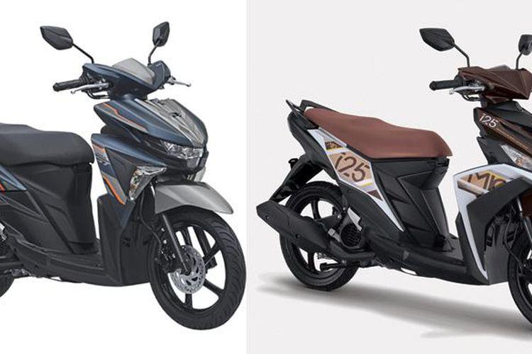 Yamaha All New Soul GT dan Mio Me kini mendapat fitur baru yang lebih canggih.