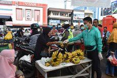Cegah Penyebaran Virus Corona, Jam Operasional Pasar di Pontianak Dibatasi