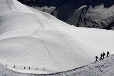 Gunung Es Runtuh, Enam Pendaki Tewas di Pegunungan Alpen