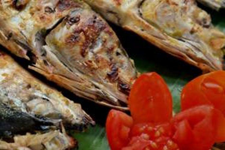 Ikan bakar, kuliner khas Sumbawa.