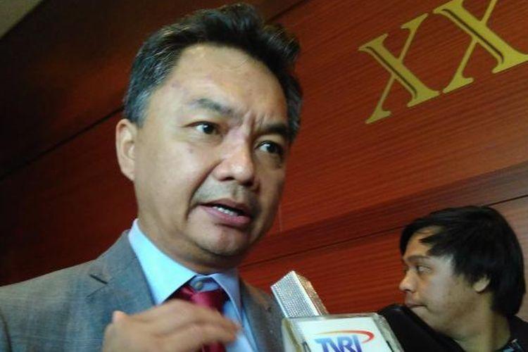 Mantan duta besar Indonesia untuk AS, Dino Patti Djalal.