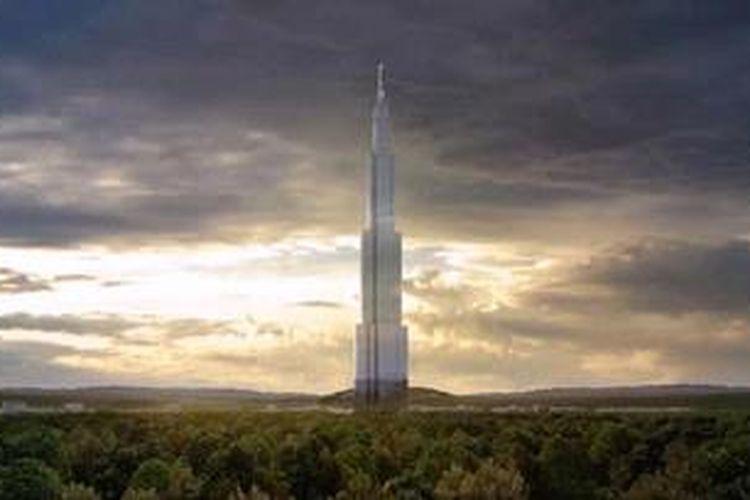 China Board Group terpaksa menunda pembangunan Sky City karena derasnya sejumlah kritik terkait keamanan bangunan gedung dan perizinan.
