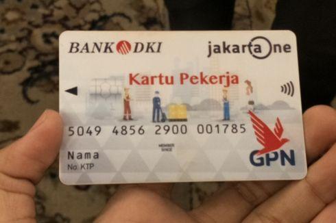 Kartu Pekerja DKI Tak Laku