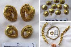 Penemuan Manik-manik Kaca Emas Romawi di Situs Sakofagus Bali, Terbesar di Asia Tenggara