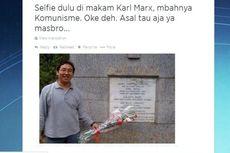 Ke Makam Karl Marx, Fadli Zon Mengaku Hobi Ziarah