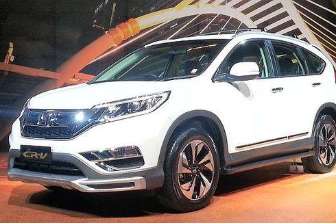 Ini yang Baru di New Honda CR-V