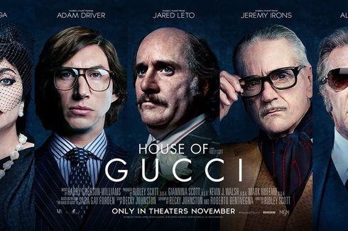 Ramai Dibicarakan, Ini Kisah Nyata di Balik Film House of Gucci