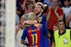 Rivaldo: Hanya Neymar yang Layak Dampingi Messi di Barcelona