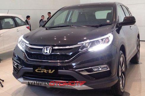 Honda CR-V Facelift Manjakan Penggila Musik