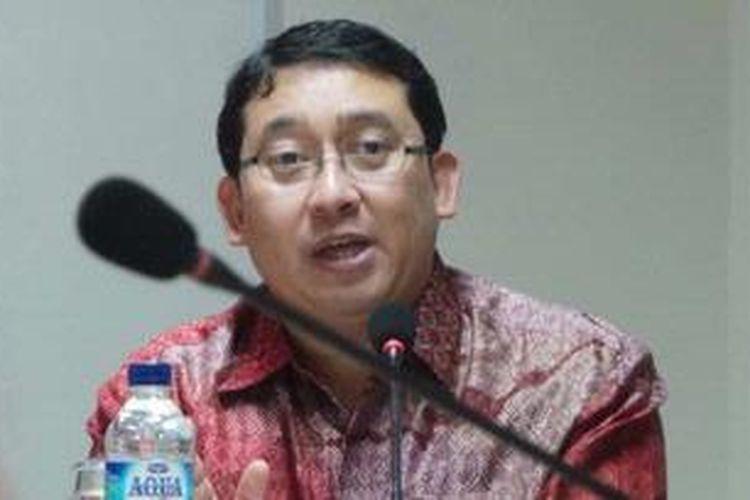 Wakil Ketua Umum Partai Gerindra Fadli Zon.