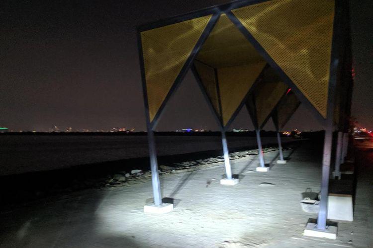Lokasi Jalasena di Pantai Maju, Pulau Reklamasi Jakarta yang sudah bisa dikunjungi publik