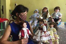Kisah Vera Key, Sukses Usaha Reparasi Boneka Bekas Diminati hingga ke Mancanegara