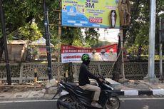 Sosialisasi Bahaya Covid-19, Replika Pocong dan Mumi Dipajang di Simpang Tiga Kalibata