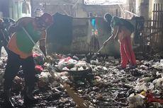 Sampah di Kolong Tol Wiyoto Wiyono Dibersihkan, Puluhan Petugas Gabungan Dikerahkan