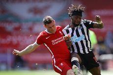 Hasil Liverpool Vs Newcastle, Gol Injury Time Buyarkan Kemenangan The Reds