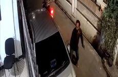 Viral Rekaman CCTV Pencurian Spion di Grogol, Pelaku Beraksi dalam Hitungan Detik