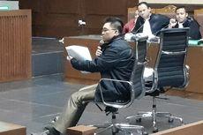 Politisi Golkar Aditya Moha Dituntut 6 Tahun Penjara