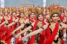 Ribuan Penari Akan Bawakan Tari Gandrung di Festival Banyuwangi