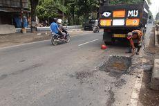 Jalan Pantura Berlubang, Pemkab Kendal: Tanggung Jawab Pemprov Jateng dan Pusat