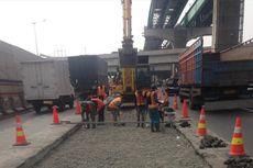 Siap-siap Macet 5 Hari, Ada Rekonstruksi di Tol Jakarta-Cikampek