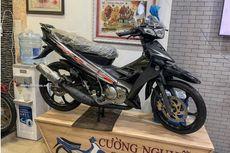Yamaha 125ZR NOS Buka Harga Setara Honda HR-V