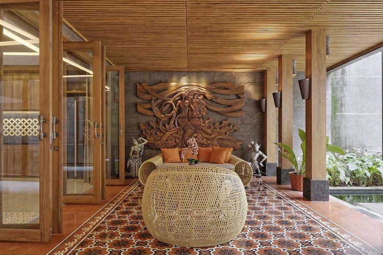 7 Paduan Apik Desain Tradisional Jawa Dan Modern Halaman All