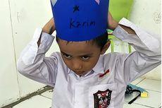 Karim: Kalau Mau Jadi Tentara Enggak Boleh Malas, Makanya Aku Sekolah
