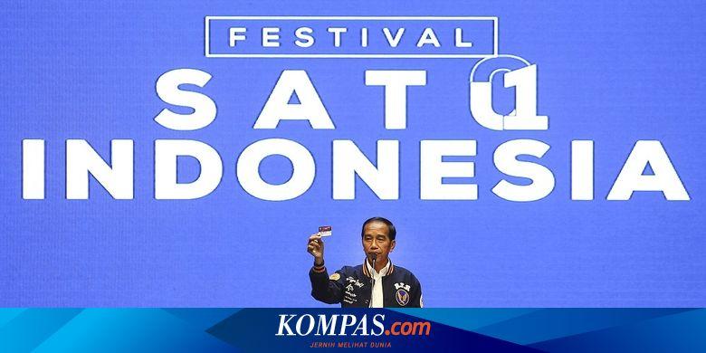 Jokowi: Insentif Kartu Pra Kerja Bukan Berarti Gaji untuk Pengangguran