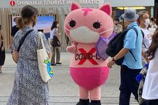 Jepang Punya Maskot Anti-Corona, Namanya Koronon