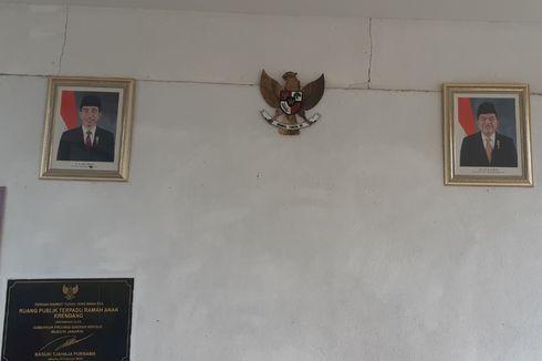 Hampir 1 Bulan Jokowi-Ma'ruf Dilantik, RPTRA di Tambora Masih Pasang Foto Jusuf Kalla