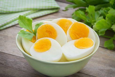 Benarkah Konsumsi Telur Rebus Bikin Gemuk?