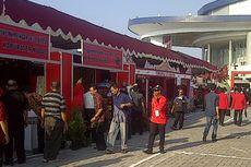 Puluhan UMKM Meriahkan Pasar Rakyat di Rakernas PDI Perjuangan